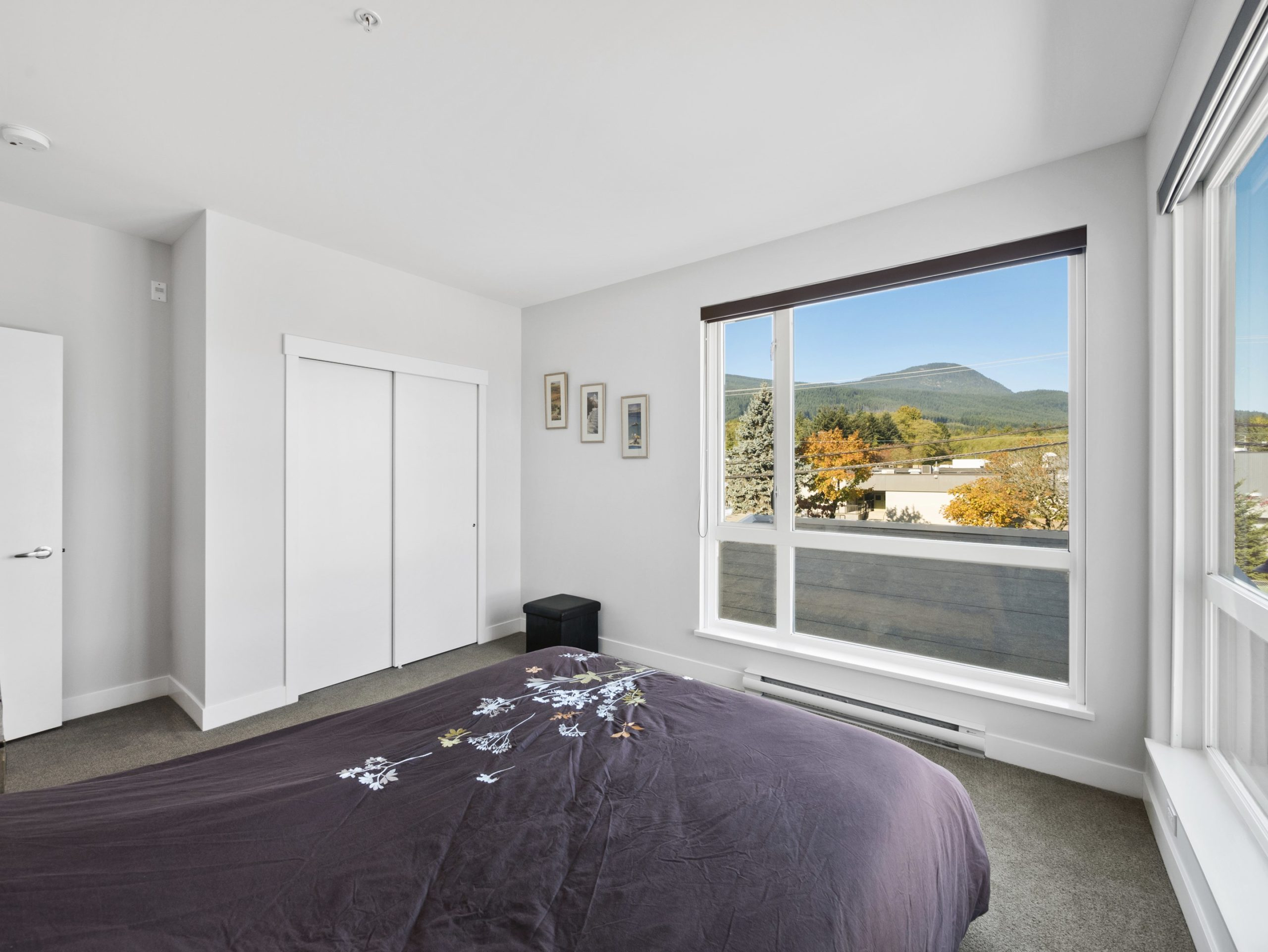 p32 bedroom with Mount Elphinstone view_AK
